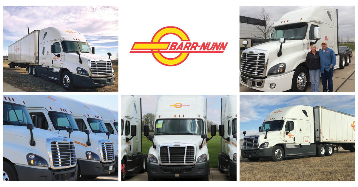 2018 automatic freightliner cascadia