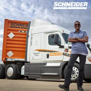 Schneider Is Offering Paid CDL Training Options!