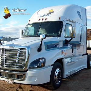 deBoer Transportation is Hiring Driver/Trainers   Great Benefits