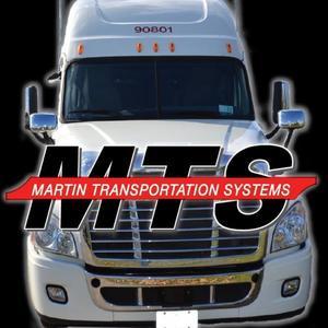 Martin Transportation Systems Solo Company Driver Trucking Job