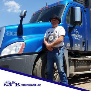 K&B is Hiring: Company Drivers for Midwest OTR Runs!