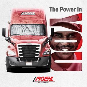 CDL Truck Driver | Refrigerated OTR Fleet