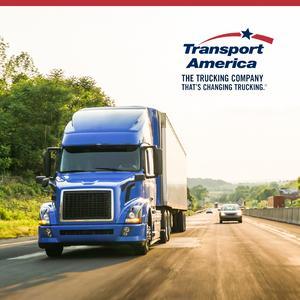 Transport America is HIRING CDL-A Drivers for OTR Runs