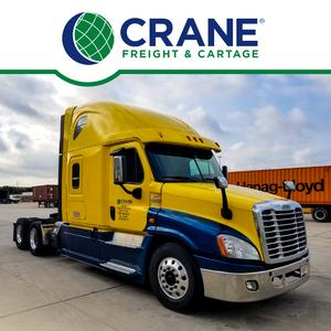 Crane Freight & Cartage Now Partnering With Team Owner Operators!