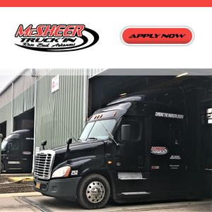 McSheer Truckin Hiring CDL-A Flatbed Drivers!