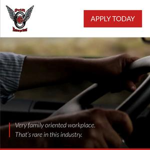 CDL-A OTR Truck Driver: Average $1,400 weekly!