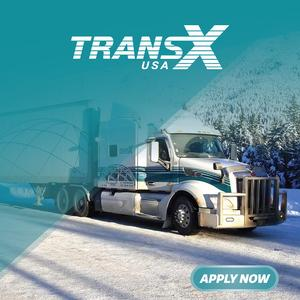 TransX is Seeking CDL-A Drivers for Lease Purchase Program