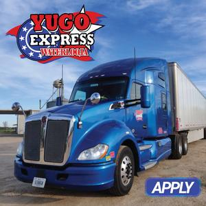 Yugo Express Hiring OTR Drivers - $2,500 Sign on Bonus!