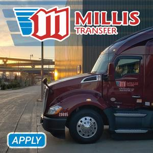 NEW Apprenticeship Program! Earn $600/Wk  While Earning Your CDL-A!