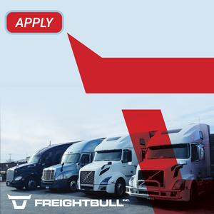 Freightbull is Hiring CDL-A Company Drivers - Dry Van & Refrigerated