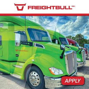 Freightbull, Inc.  Solo Lease Purchase Trucking Job