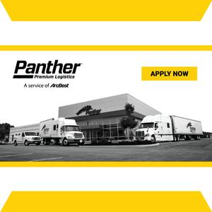 Panther is seeking Owner Operator Team Drivers to Join Fleet