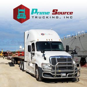 Prime Source is Seeking Flatbed Drivers | Lease Purchase | 80% LH