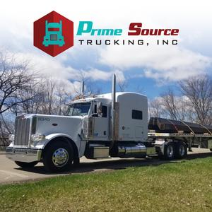 Prime Source is Seeking Flatbed Drivers | Owner Operator | 80% LH