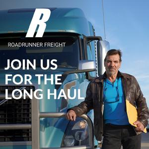 Roadrunner Freight is Hiring Lease Purchase Drivers!