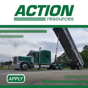Action Resources Is Hiring Team Drivers For Dedicated Account!