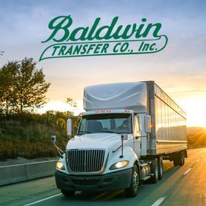Become a Baldwin Driver