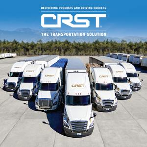 CRST is looking for OTR Class A CDL Team Drivers | Pay Increase!