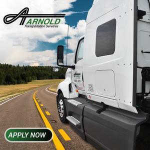 Únase a Arnold Transportation: El Transportista Regional Original