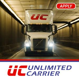 Unlimited Carrier hiring Company drivers!