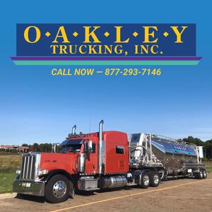 Oakley Trucking - 100% Owner Operators - 3 Divisions to choose from