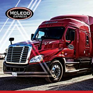 Great Deals for Lease Purchase Drivers at McLeod Express!