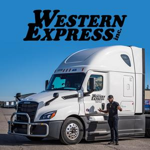Western Express Is Hiring CDL-A Drivers