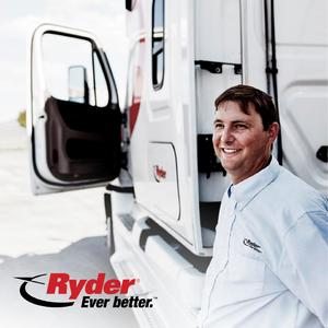Ryder is Seeking Class A Divers • Averaging $70K Annually • Home Daily