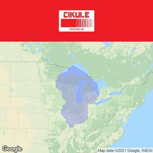 Cikule Trucking Partnering With Owner Operators - AVG $3K-$6K Weekly!