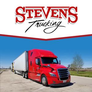 Stevens Trucking Is Hiring Regional CDL-A Drivers! - No Touch Freight!