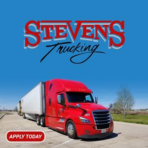 Stevens Trucking Is Hiring CDL-A OTR Drivers! - High Miles!