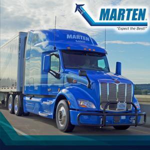 Marten West Hiring Dedicated Class A CDL Company Drivers