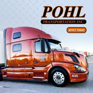 Pohl Transportation is HIRING OTR CDL-A Drivers! | Home Most Weekends