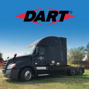 Drive like a BOSS with Dart's Independent Contractor OTR Position