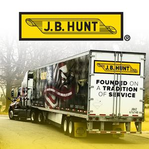 J.B. Hunt Transport Hiring Solo & Team Drivers