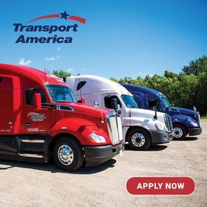 Transport America Hiring Dedicated Solo & Team Drivers