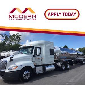 Modern Transportation Is Signing Dedicated Owner Operators
