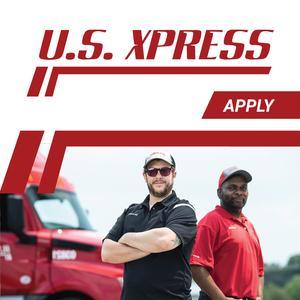 US Xpress Teams Is Hiring OTR Team Drivers! Earn $175,000 or MORE!