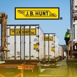 Regional Truck Driving Jobs With J.B. Hunt!