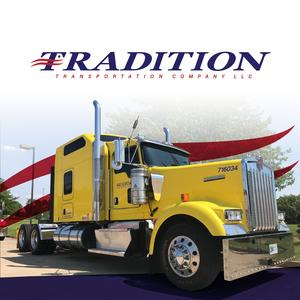 Tradition Transportation Seeking Lease Drivers | Flexible Home Time