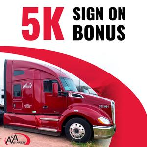 CDL-A Company Truck Driver | Pay Increase! Earn $75k-Year