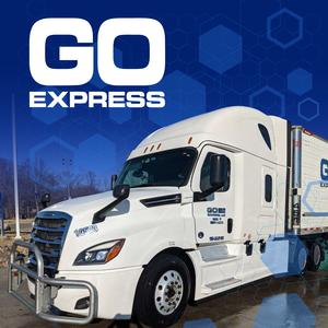 GO Express is Hiring Solo Company Drivers | 100% No Touch Freight