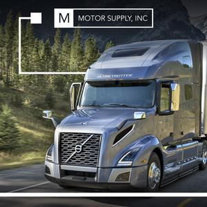 Motor Supply Now Hiring CDL-A Drivers | Newer Volvo's, 2019-2022