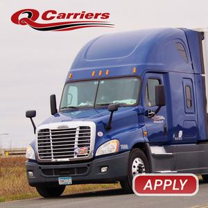 Q Carriers is offering lease purchase opportunities!