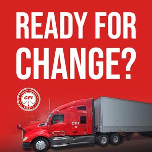 CFI is HIRING Company Drivers for OTR Runs Near You! $5,000 Sign On!