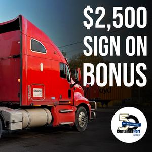 Join Our 100% Independent Contractor Fleet & Earn Top Rates!