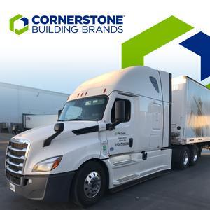 Cornerstone Building Brands is Hiring Class A CDL Driver - $8k Bonus