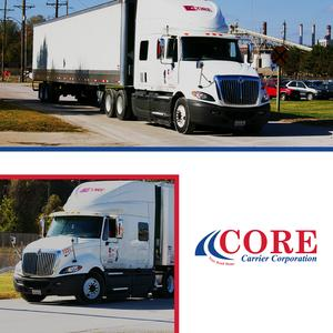 Core Carrier is Hiring CDL-A Regional Drivers | KC to Dallas/FortWorth