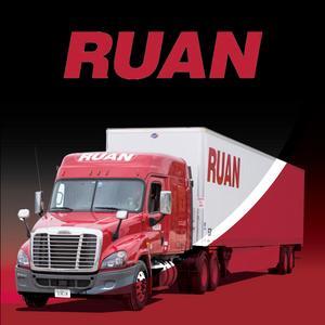 Ruan is Seeking Class A Drivers • Earn up to $90K/Year • $5K Sign On