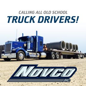 Novco Is Hiring OTR & Regional CDL-A Flatbed Drivers
